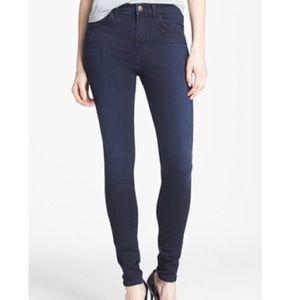 J Brand Maria High-Rise Skinny Jeans Atmosphere